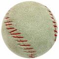Мячик для собак Ankur из буйволиной кожи 6 см