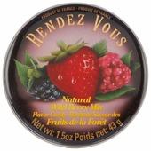 Леденцы Rendez Vous со вкусом лесных ягод 43 г
