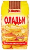 С.Пудовъ Мучная смесь Оладьи, 0.5 кг