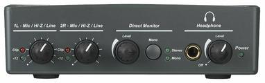 Внешняя звуковая карта E-MU Tracker Pre USB 2.0