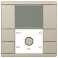 Таймер Schneider Electric Merten D-Life MTN5755-6033, бежевый