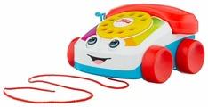Каталка-игрушка Fisher-Price Болтливый телефон (CMY08) со звуковыми эффектами