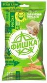 Фишка «Вкусы мира» гренки Сибирский холодец с хреном, 120 г