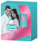 Набор Antonio Banderas Blue seduction for women
