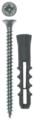 Дюбель-шуруп ЗУБР 30661-12-70 12x70 мм