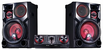 Музыкальный центр LG CJ98