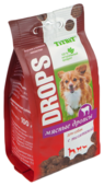 Лакомство для собак Titbit Дропсы с телятиной