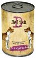 Корм для собак Delish Консервы с Индейкой
