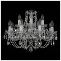 Bohemia Ivele Crystal 1406/8/160/Ni, E14, 320 Вт