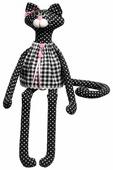 Малиновый слон Набор для изготовления мягкой игрушки Кошечка Марта (ТК-009)