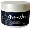 Argaway Биойл-Маска с аргановым маслом, маслом ши и макадамии, для поврежденных и ослабленных волос