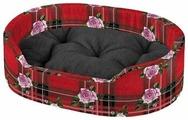 Лежак для кошек, для собак Ferplast Dandy F 55 (82942098) 55х41х15 см
