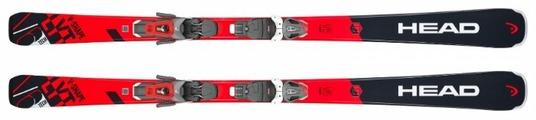 Горные лыжи HEAD V-Shape V6 с креплениями PR 11 GW (18/19)