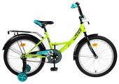 Детский велосипед Novatrack Vector 20 (2019)