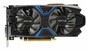 Видеокарта KFA2 GeForce GTX 1050 Ti 1354MHz PCI-E 3.0 4096MB 7008MHz 128 bit 2xDVI HDMI HDCP EXOC