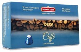 Кофе в капсулах Di Maestri Deca (10 капс.)