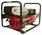 Бензиновый генератор AGT AGT 8203 HSB (5600 Вт)