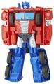 Трансформер Hasbro Transformers Оптимус Прайм. Уан Степ (Кибервселенная) E3526