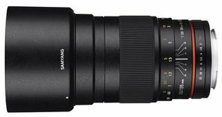 Объектив Samyang 135mm f/2 ED UMC Sony E