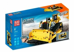 Электромеханический конструктор Mould King Glory Guardians 13015 Бульдозер