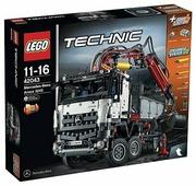 Пневматический конструктор LEGO Technic 42043 Мерседес-Бенц Арокс 3245