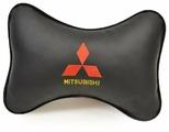 Автомобильная подушка на подголовник Auto Premium MITSUBISHI