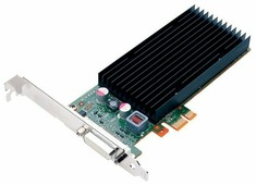 Видеокарта PNY Quadro NVS 300 520Mhz PCI-E 512Mb 1580Mhz 64 bit Cool