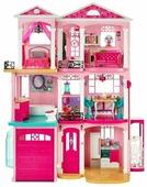 Barbie Новый дом мечты CJR47