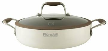 Сотейник Rondell Latte RDA-286 26 см с крышкой