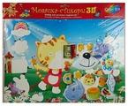 Color Kit Мозаика - стикеры 3D Детский праздник (DF-A-6621)