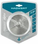 Коронка Hagwert 576200 100мм
