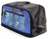 Переноска-сумка для кошек и собак Triol Santorini plane 50х23х22 см