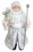 Фигурка Феникс Present Дед мороз с посохом 40 см