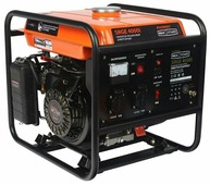Бензиновый генератор PATRIOT Max Power SRGE 4000i (474 10 1620) (3200 Вт)