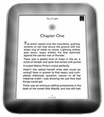 Электронная книга Barnes & Noble Nook Simple Touch with GlowLight