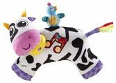 Интерактивная развивающая игрушка Tomy Музыкальная коровка