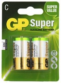 Батарейка GP Super Alkaline C