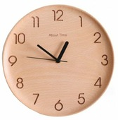 Часы настенные кварцевые Xiaomi About Time