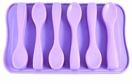 Форма для льда Fissman Ложки, 6 ячеек