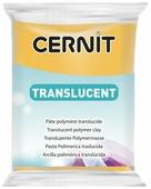 Полимерная глина Cernit Translucent прозрачный янтарь (721), 56 г