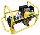 Дизельный генератор Gesht GD5000CE (5000 Вт)