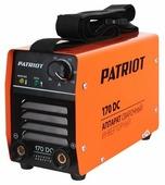 Сварочный аппарат PATRIOT 170 DC (MMA)