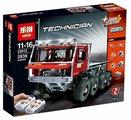 Электромеханический конструктор Lepin Technician 23012 Tatra 813 Trial Truck