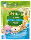 Каша Heinz молочная рисовая с грушей (с 4 месяцев) 200 г