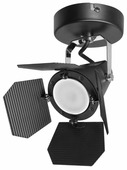 Спот Arte Lamp Cinema A3092AP-1BK