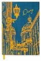 Ежедневник Феникс+ Наппа недатированный, искусственная кожа, А6+, 160 листов