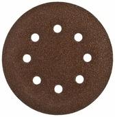 Шлифовальный круг на липучке ЗУБР 35350-125-040 125 мм 5 шт