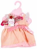 Junfa toys Платье с поясом и короной BLC18-B