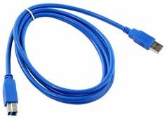 Кабель VCOM USB-A - USB-B (VUS7070) 1.8 м