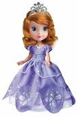 Интерактивная кукла Карапуз Моя маленькая принцесса София Прекрасная, 25 см, SOFIA003